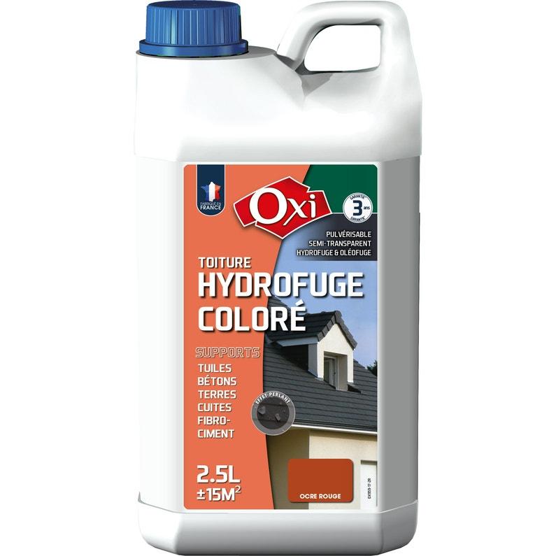 Revêtement D étanchéité Toiture Toiture Oxytol Hydrofuge Ocre Rouge 2 5