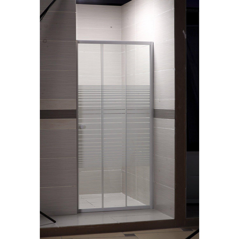 porte de douche coulissante 120 cm s rigraphi primo. Black Bedroom Furniture Sets. Home Design Ideas
