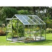 Serre de jardin en verre horticole Venus 5000, 4.96 m²
