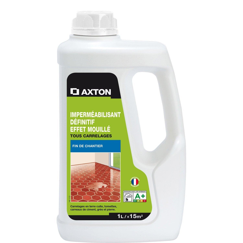 Exceptional Imperméabilisant / Hydrofuge Tous Supports AXTON, 1L