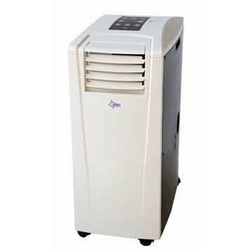 climatiseur mobile climatisation clim reversible leroy merlin au meilleur prix leroy merlin. Black Bedroom Furniture Sets. Home Design Ideas