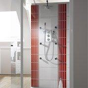 Pose d'une colonne de douche classique
