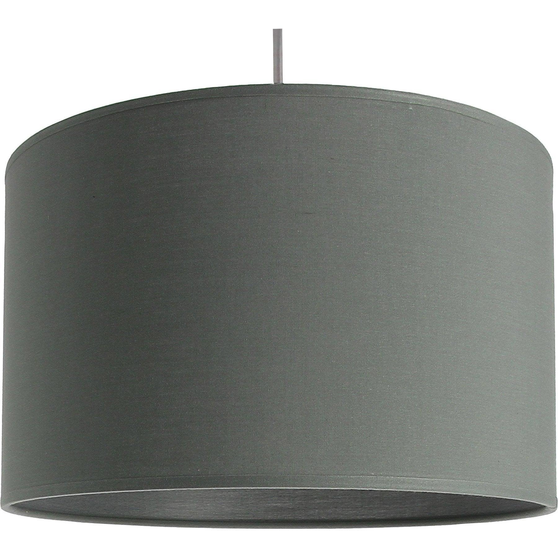 Natt Coton N°3 Inspire 60 W Galet SuspensionE27 Design Gris 1 X xCordeBW