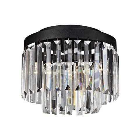 plafonnier e14 ventimiglia m tal noir transparent 3 x 40 w markslojd leroy merlin. Black Bedroom Furniture Sets. Home Design Ideas