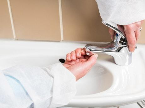 Poser un robinet