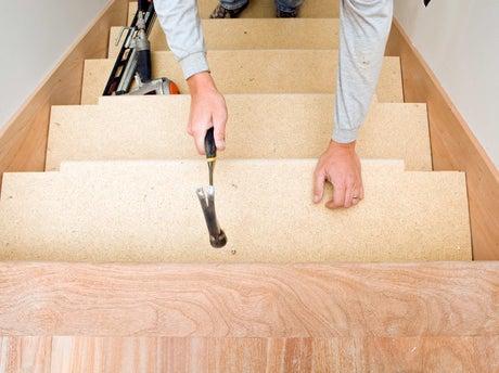installer un escalier leroy merlin. Black Bedroom Furniture Sets. Home Design Ideas