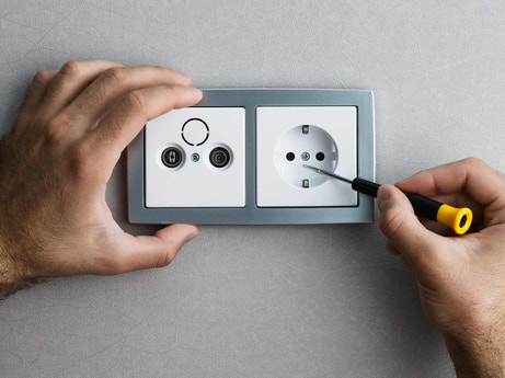 Interrupteur Et Prise électrique Prise Encastrable