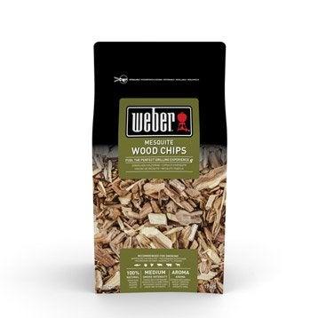 Bois de fumage solide WEBER