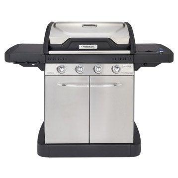 Barbecue au gaz CAMPINGAZ Master 4 series, inox (argent)