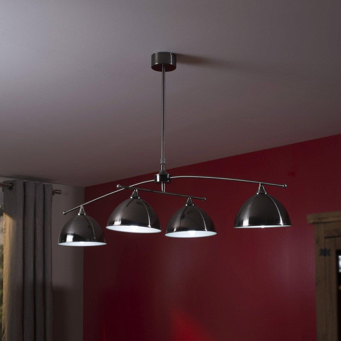 suspension luminaire brilliant style industriel enzio. Black Bedroom Furniture Sets. Home Design Ideas
