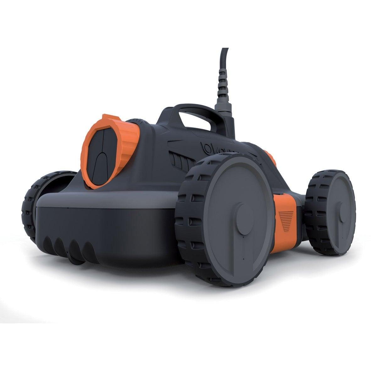 robot de piscine lectrique drakbot leroy merlin. Black Bedroom Furniture Sets. Home Design Ideas