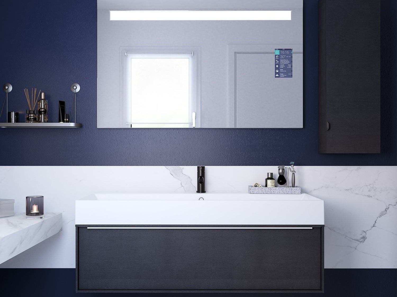 Mobel Salle De Bain les meubles de salle de bains design   leroy merlin