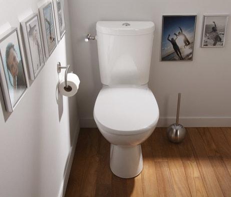 des WC à poser