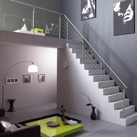 Un escalier design et contemporain