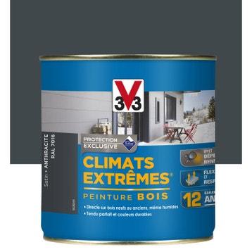 peinture pour bois ext rieur au meilleur prix leroy merlin. Black Bedroom Furniture Sets. Home Design Ideas
