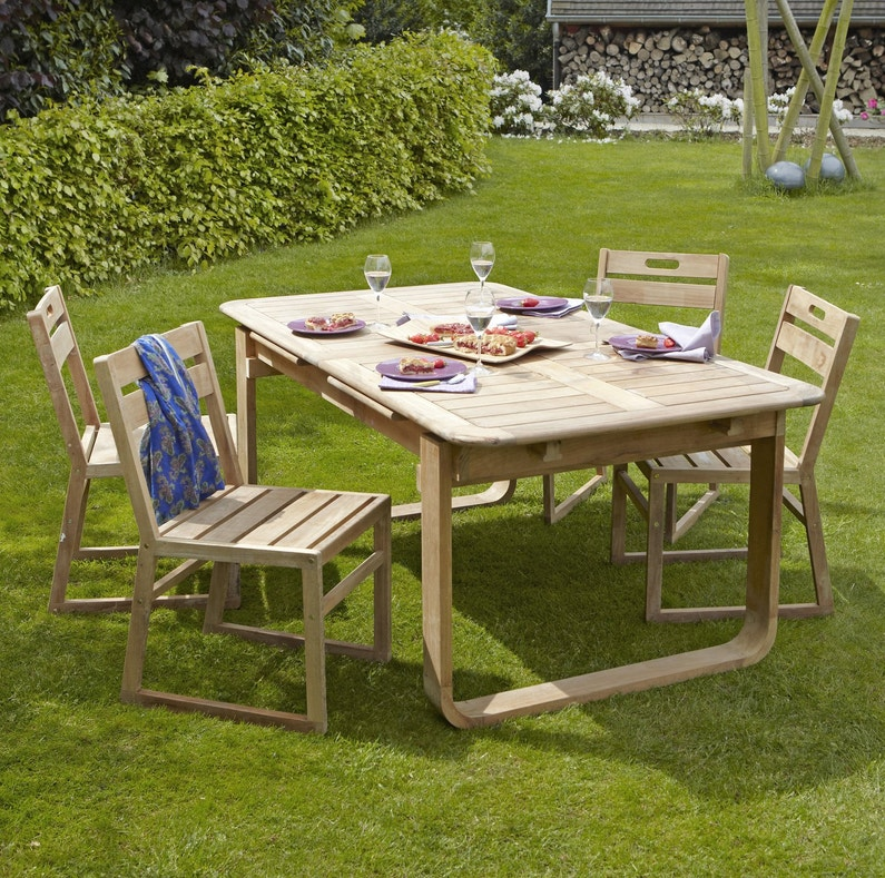 Mobilier de jardin bois resort leroy merlin for But mobilier de jardin