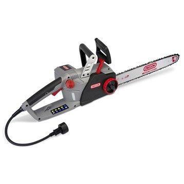 Tronçonneuse électrique OREGON Cs1500 powersharp 2400 W, coupe de 45 cm