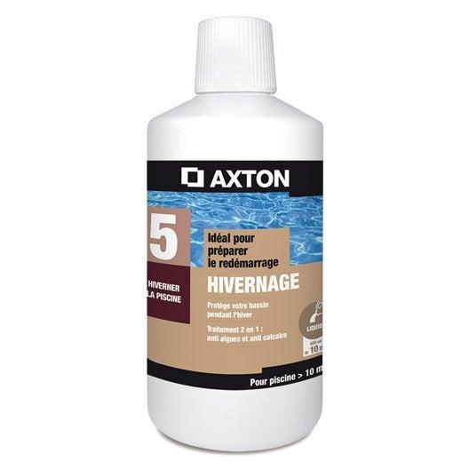 Hivernage piscine AXTON, liquide 1 l