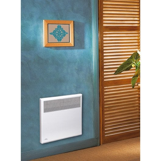 radiateur lectrique convection concorde vegas 2000 w leroy merlin. Black Bedroom Furniture Sets. Home Design Ideas
