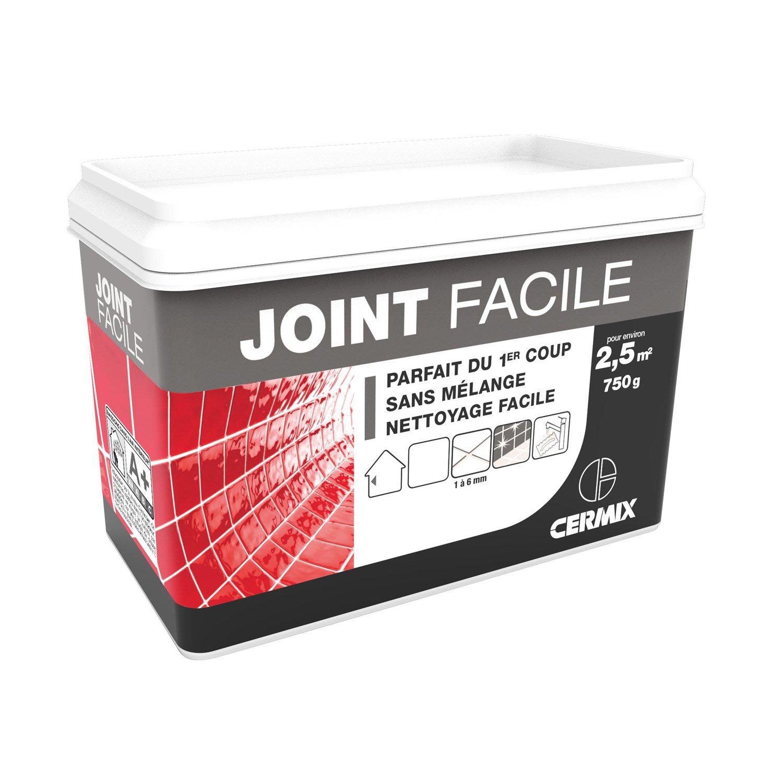 Joint p te tout type de carrelage et mosa que noir 2 5m leroy merlin - Joint de carrelage ...
