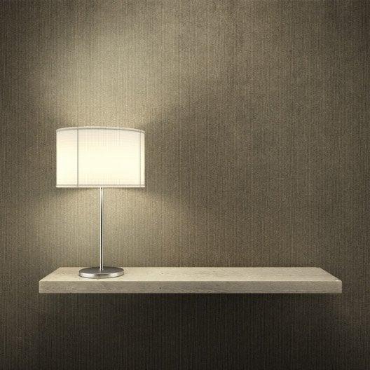 fibre de verre toile de verre sablee motif nature 320 g m 10 5mx100cm 320 g m leroy merlin. Black Bedroom Furniture Sets. Home Design Ideas