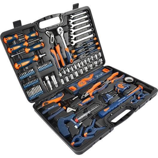 Coffret d 39 outils 108 pi ces dexter leroy merlin for Outil 3d leroy merlin