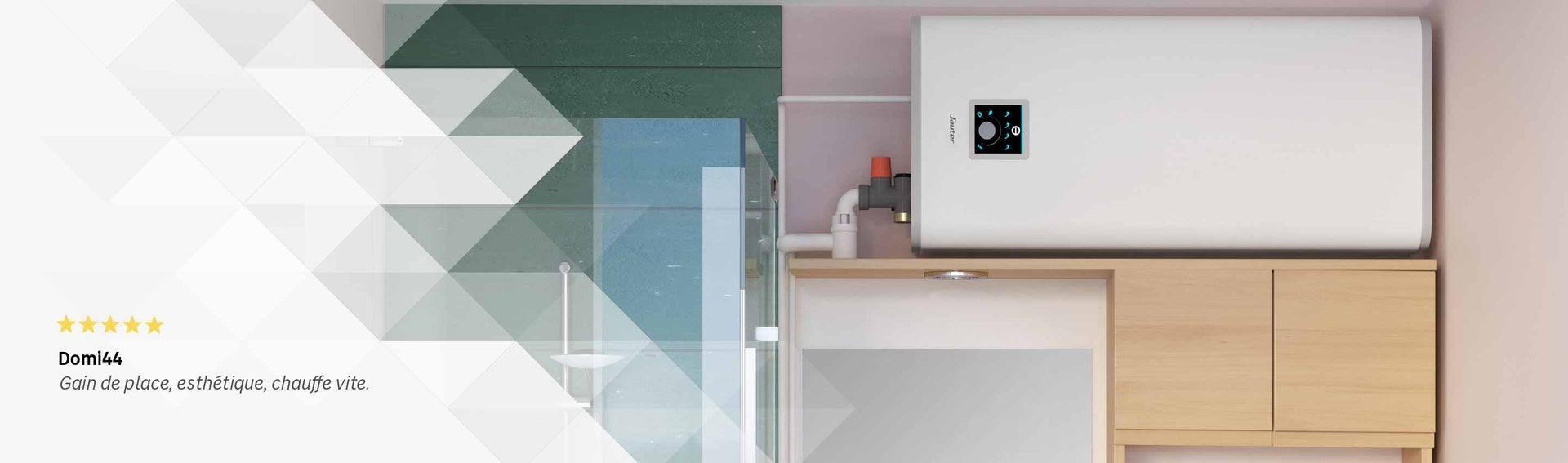 chauffe eau et ballon d 39 eau chaude accumulation thermodynamique instantan leroy merlin. Black Bedroom Furniture Sets. Home Design Ideas
