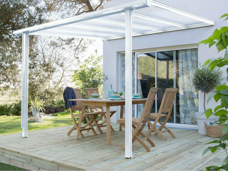 Terrasse et sol ext rieur jardin leroy merlin - Comment amenager une terrasse en bois ...