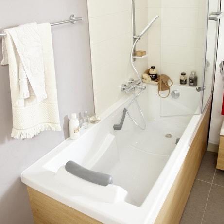 Une baignoire pour se prélasser