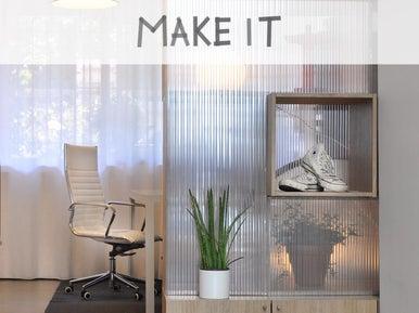 diy cr er une cloison en polycarbonate leroy merlin. Black Bedroom Furniture Sets. Home Design Ideas