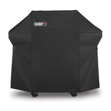 Housse de protection pour barbecue WEBER L.65.5 x l.132 x H.108.7 cm
