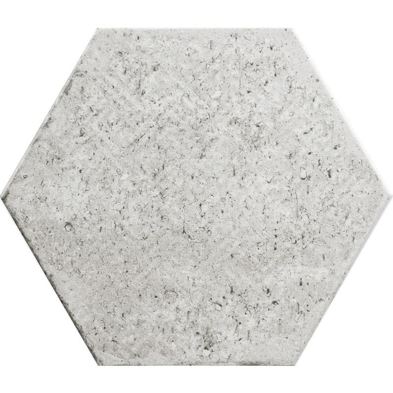 Carrelage Sol Et Mur Calcaire Decor Street Hexagone L216 X L25