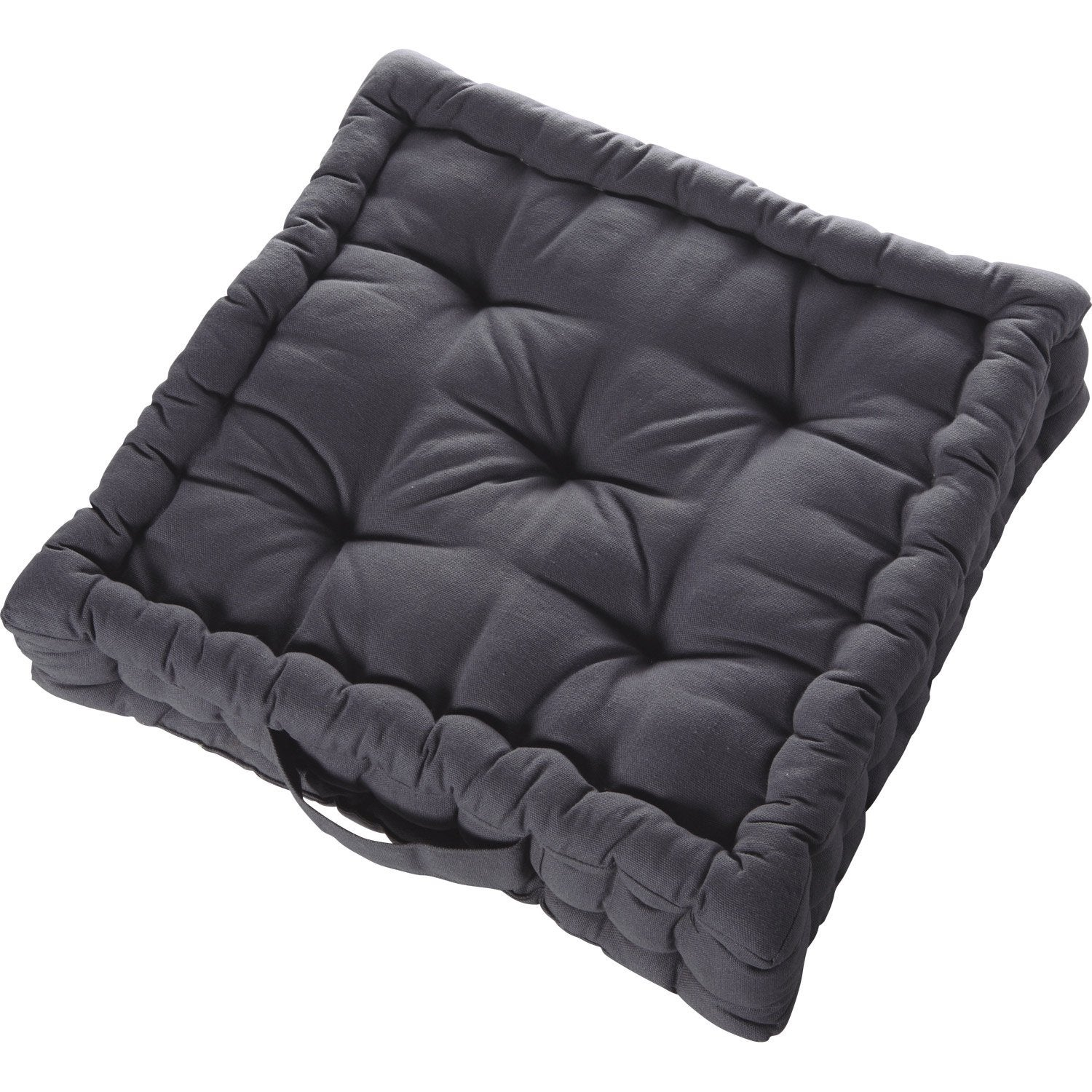 great coussin de sol cla inspire gris galet n l x with mousse pour matelas leroy merlin. Black Bedroom Furniture Sets. Home Design Ideas