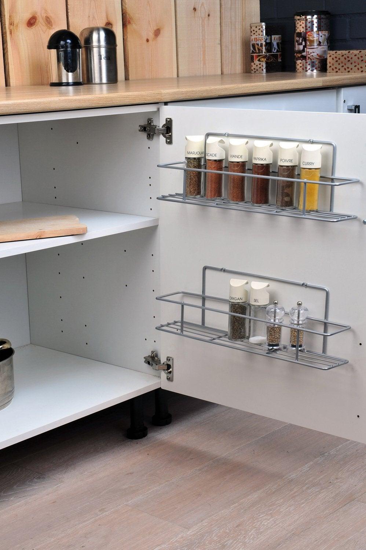 d rouleur pour barre de cr dence en inox leroy merlin. Black Bedroom Furniture Sets. Home Design Ideas