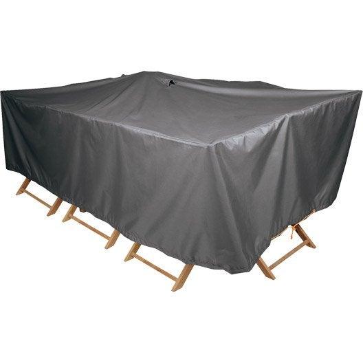 housse de protection pour table naterial x x cm leroy merlin. Black Bedroom Furniture Sets. Home Design Ideas
