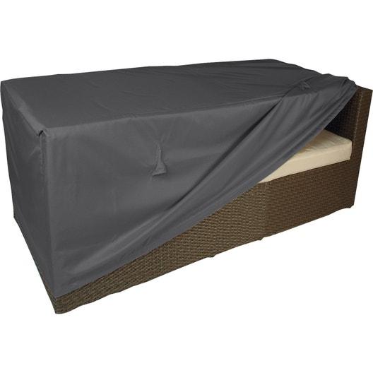 Housse de protection pour canap naterial x x h - Housse de protection pour canape exterieur ...