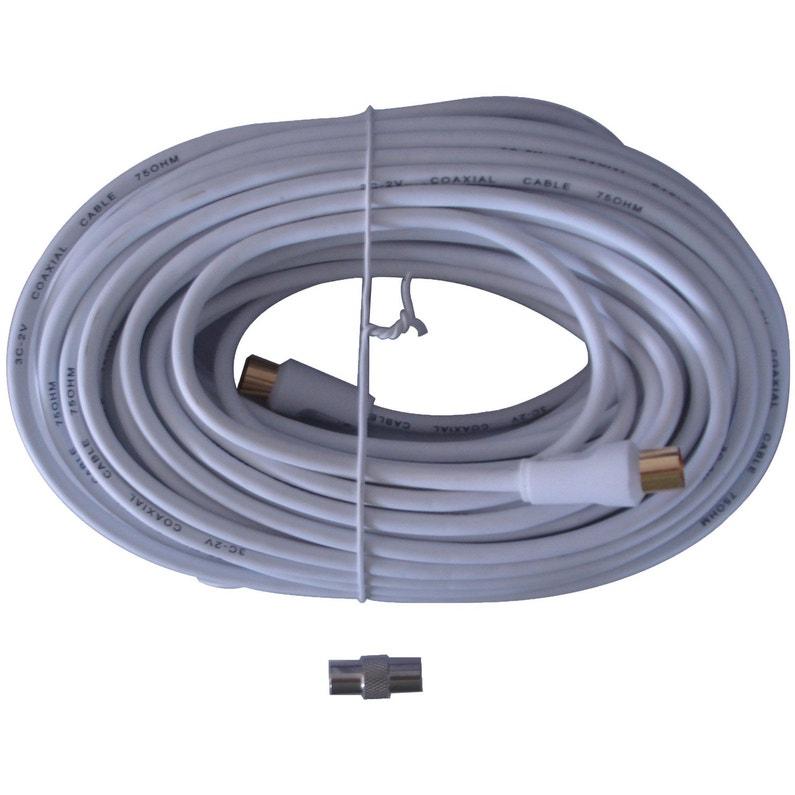 Câble Tv 952 Mâle Femelle Evology L20 M