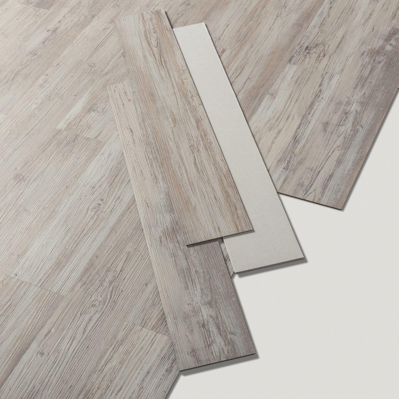 lame pvc autoplombante hielo gerflor senso adjust leroy merlin. Black Bedroom Furniture Sets. Home Design Ideas