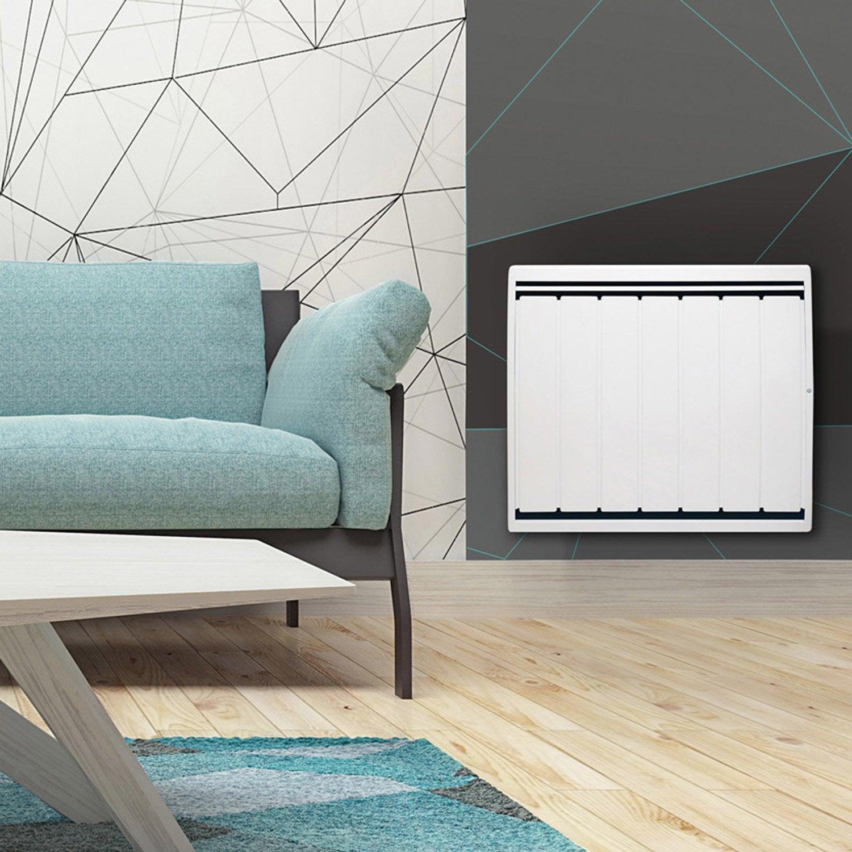 radiateur lectrique double syst me chauffant airelec airedou 3d 1000 w leroy merlin. Black Bedroom Furniture Sets. Home Design Ideas