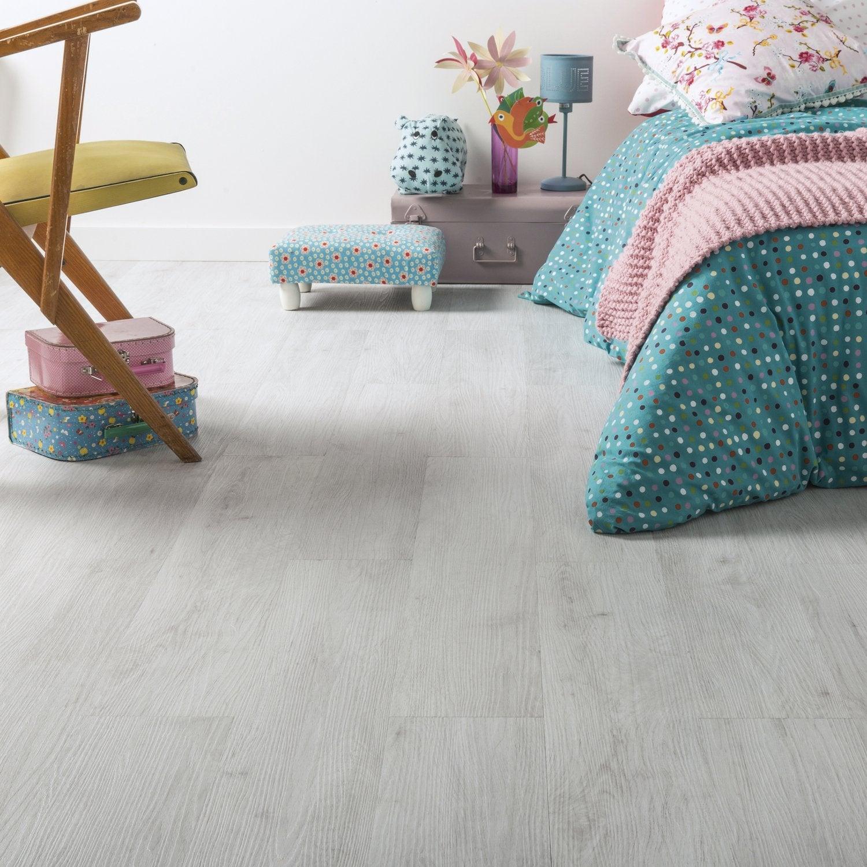 un sol stratifi effet bois blanchi leroy merlin. Black Bedroom Furniture Sets. Home Design Ideas