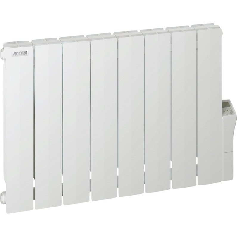 Radiateur électrique à Inertie Fluide Acova Cotona Lcd 1500 W
