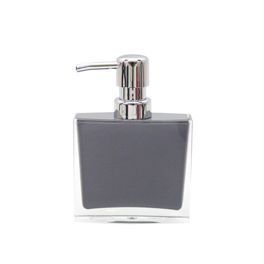 Distributeur de savon Absolu, gris galet 3 | Leroy Merlin