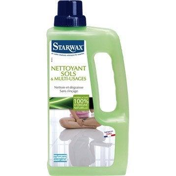 Nettoyant sols multi-usages STARWAX 1 l