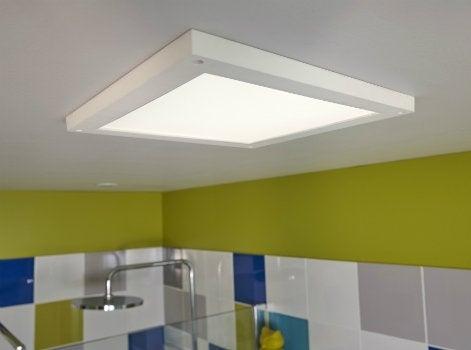 Eclairage led cuisine plan travail print post eclairage for Carrelage adhesif salle de bain avec ruban led ip44