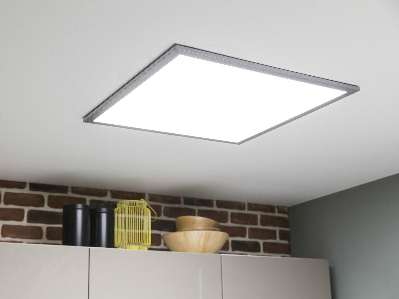 Gallery of tout savoir sur les panneaux led lumineux for Dalle plafond salle de bain
