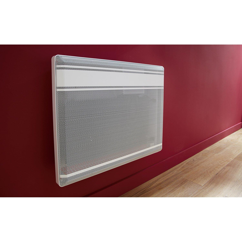 radiateur lectrique rayonnement celcia 1000 w leroy merlin. Black Bedroom Furniture Sets. Home Design Ideas