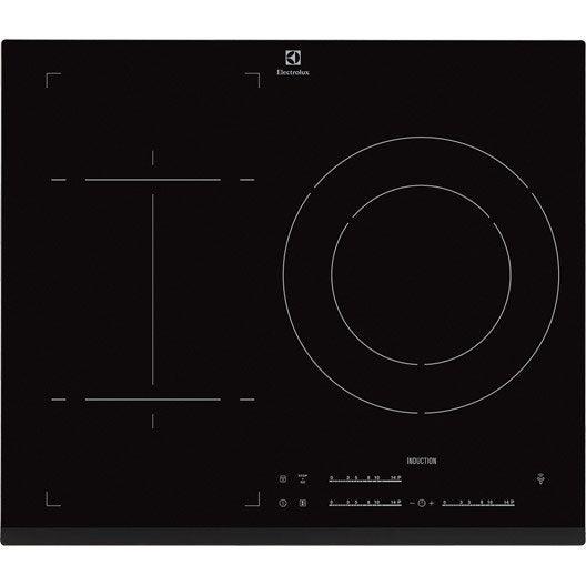 Plaque de cuisson gaz lectrique vitroc ramique for Plaque induction siemens 3 foyers