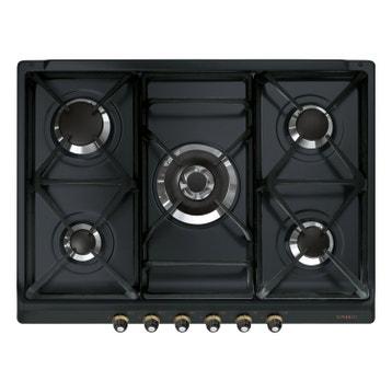 plaque de cuisson gaz lectrique vitroc ramique induction au meilleur prix leroy merlin. Black Bedroom Furniture Sets. Home Design Ideas