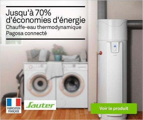 HOP Chauffe eau thermodynamique PAGOSA
