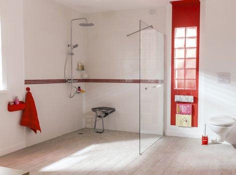 9 conseils pour adapter la salle de bains au handicap   Leroy Merlin